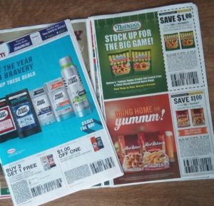 Keto coupons to clip from 1/28/18's newspaper