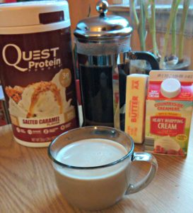Budget Friendly Bulletproof Coffee 3 Ways