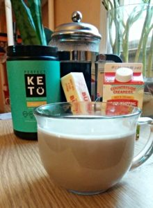 Budget friendly bullet proof coffee 3 ways