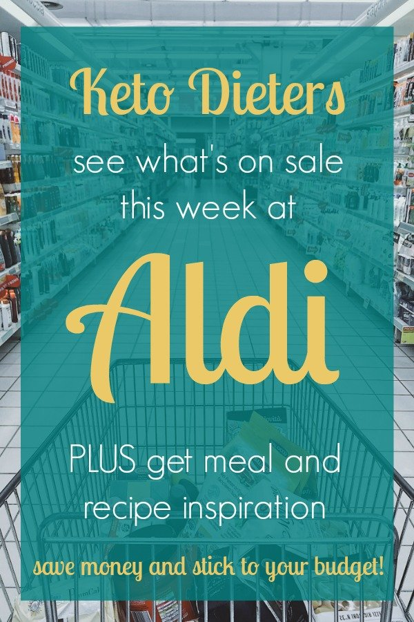 Keto Deals and Recipe Ideas for Aldi (week of 6/20)