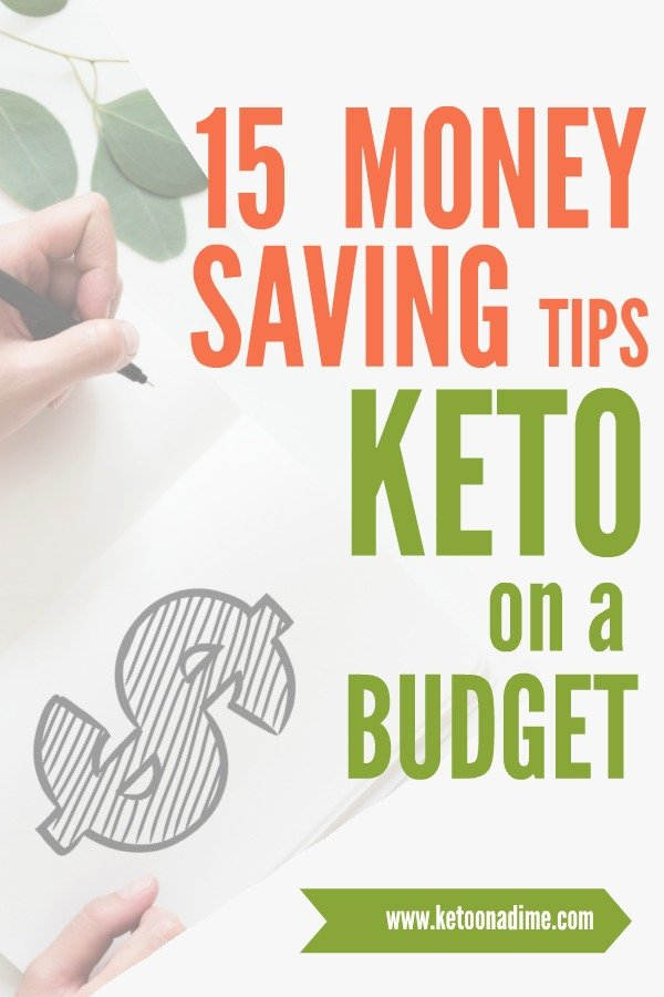 Keto on a Budget | 15 Money Savings Tips