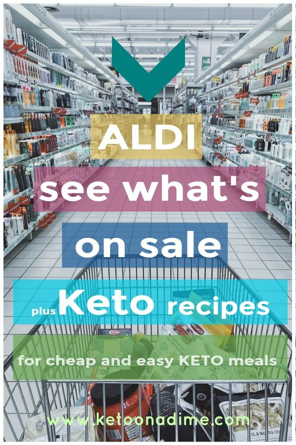 keto at aldi