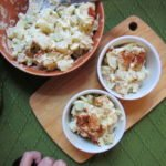 jicama potato salad keto