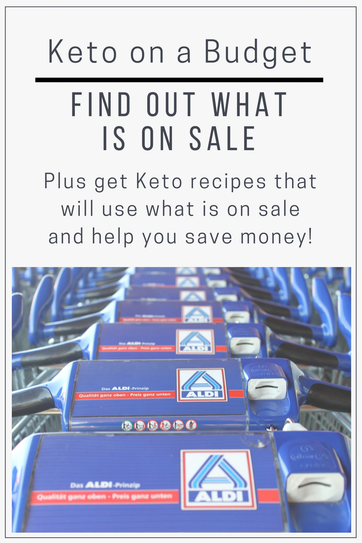 Keto Deals and Recipe Ideas at Aldi (week of 8/22)