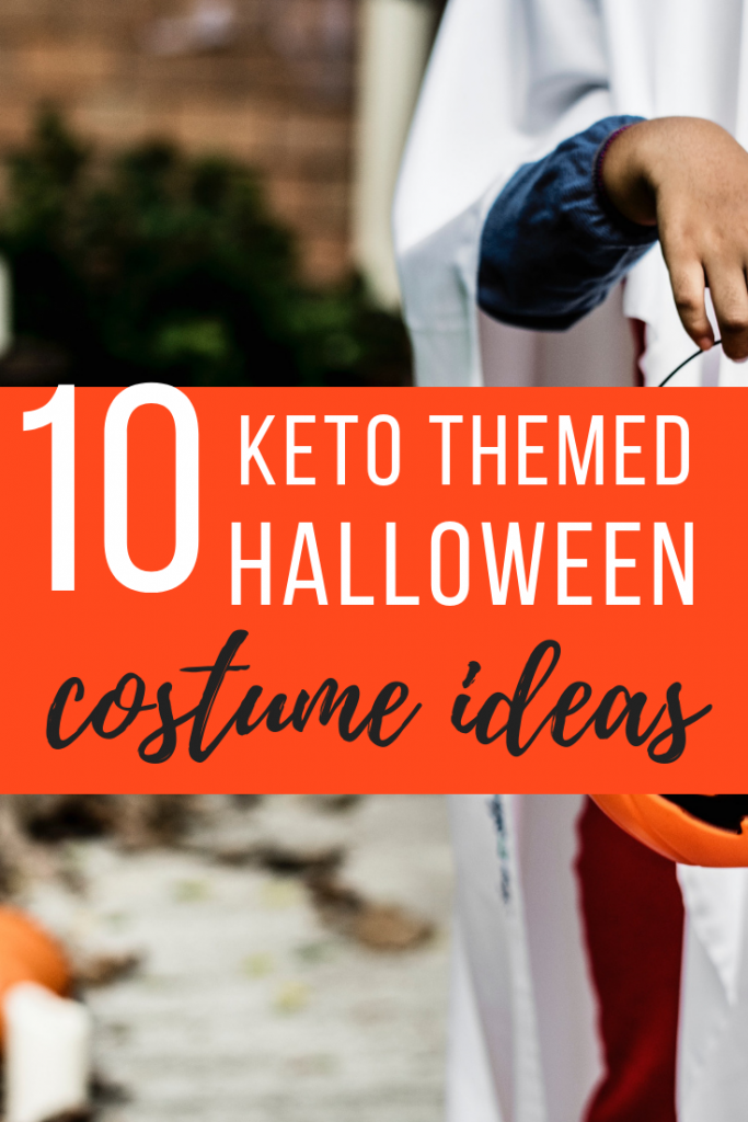 Keto Halloween Costume Ideas