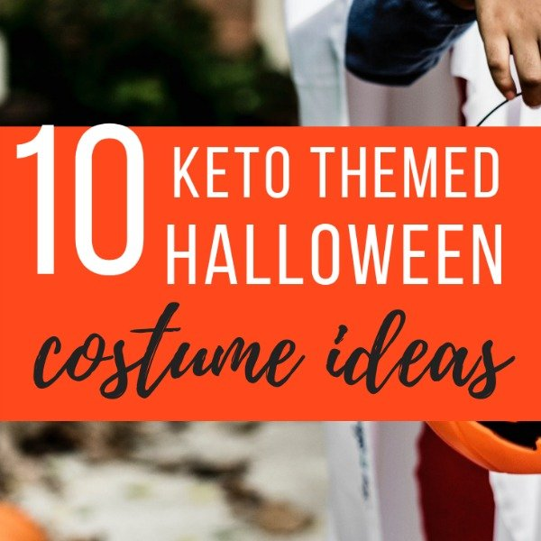 10 Keto Halloween Costume Ideas