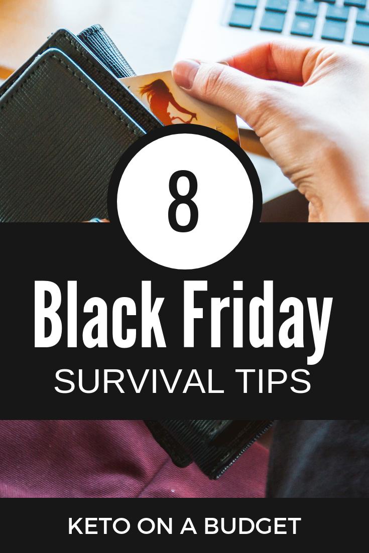 8 Black Friday Survival Tips