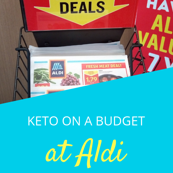 Keto Deals and Recipe Ideas at Aldi (week of 10/31)
