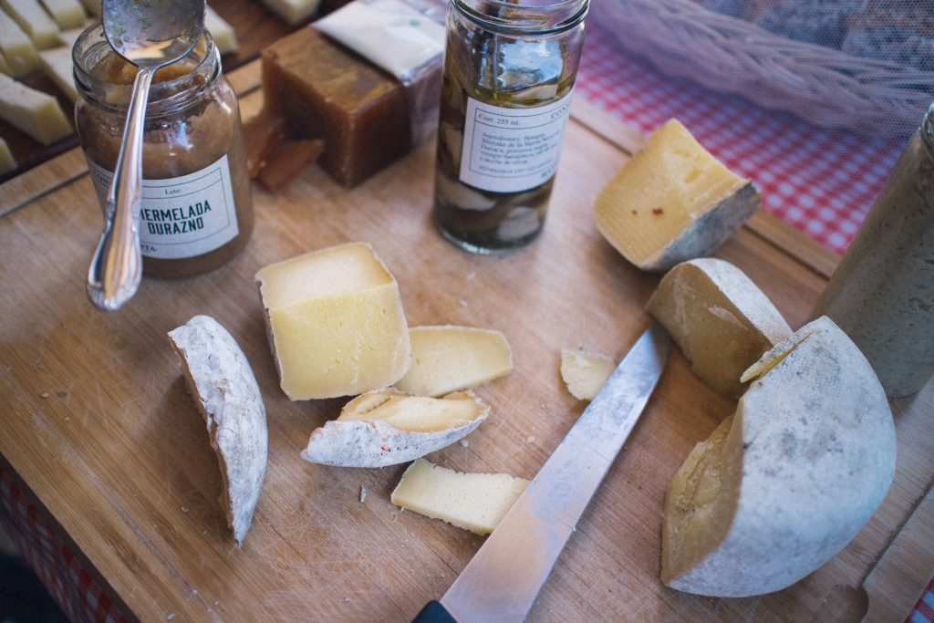 Keto Cheese Board