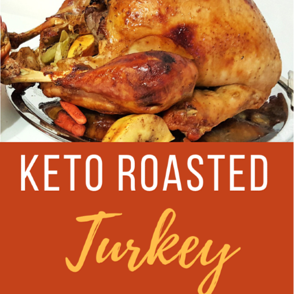 Keto Roasted Turkey