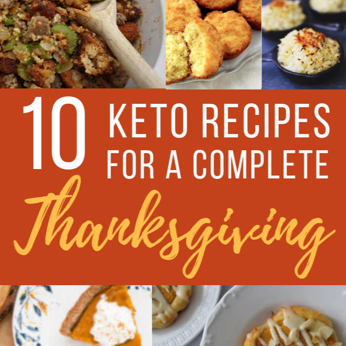 10 Keto Thanksgiving Recipes for a Complete Thanksgiving Dinner