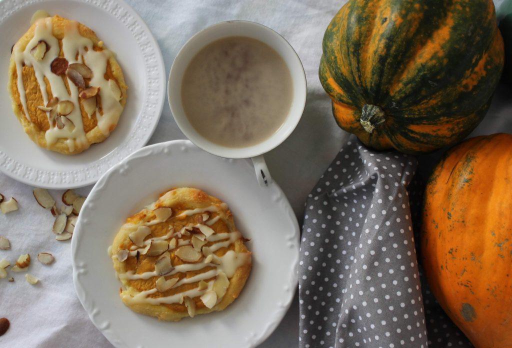 Keto Thanksgiving Recipes Keto Pumpkin Danish