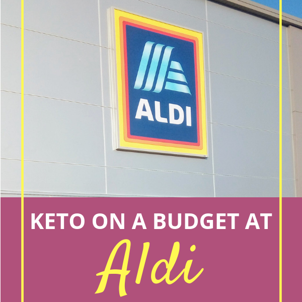 Keto Deals and Recipe Ideas at Aldi (week of 11/7)