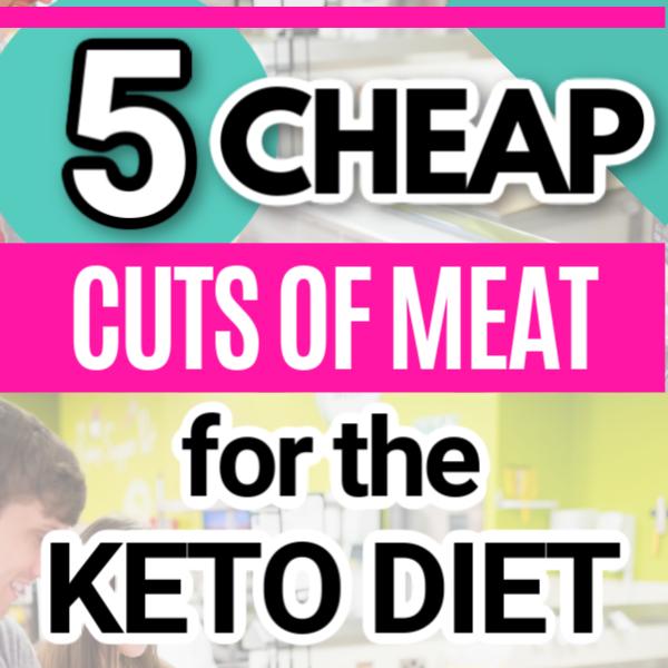 Top 5 Cheap Keto Meat Cuts